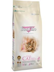 BonaCibo Adult Cat Light & Sterilised
