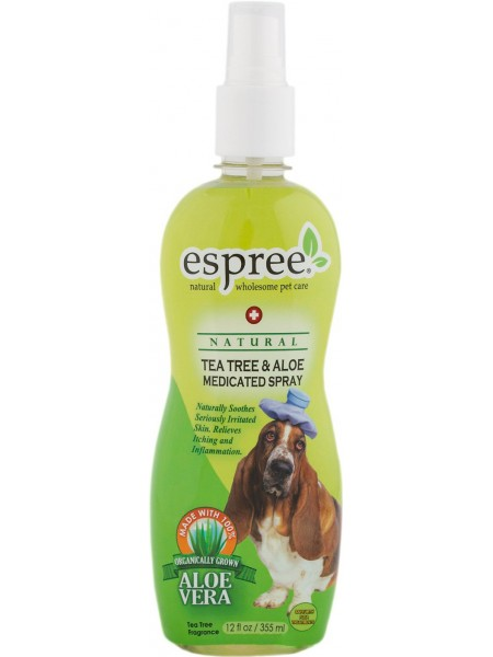 Espree Tea Tree & Aloe Medicated Spray