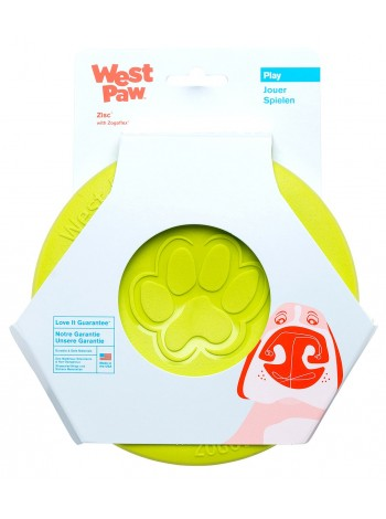 West Paw Zisc Flying Disc - Small