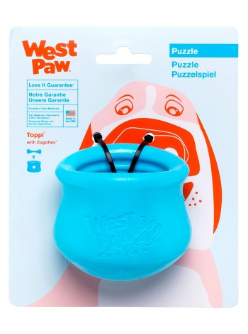 West Paw Toppl Treat Toy - Large