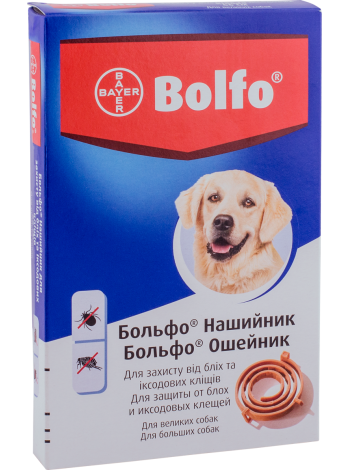 Bayer Bolfo для собак
