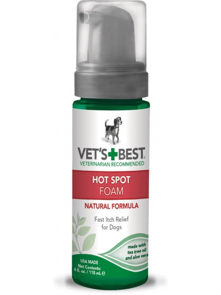 Vet's Best Hot Spot Foam