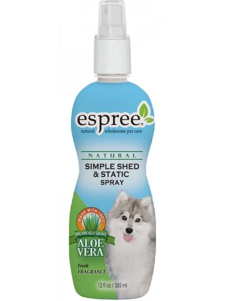 Espree Simple Shed & Static Spray
