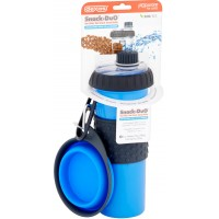 Dexas Snack-DuO with Companion Cup