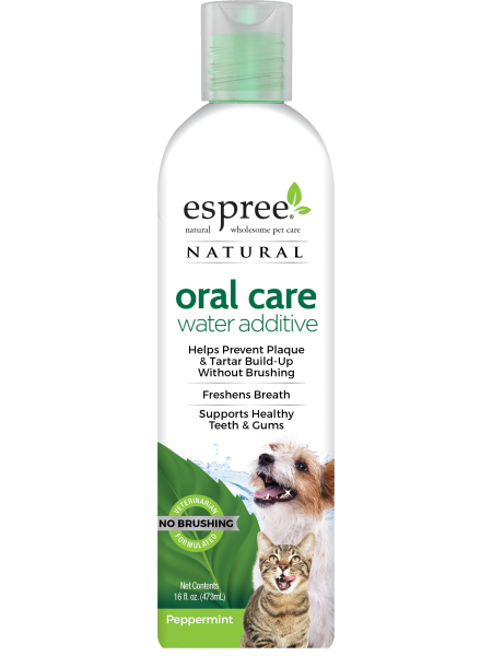 Espree Oral Care Water Additive Peppermint