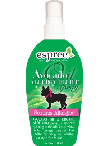 Espree Avocado Oil Allergy Relief Spray