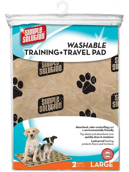 Simple Solution Washable Training+Travel Pad