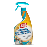 Simple Solution Orange Oxy Charged™ Stain & Odor Remover