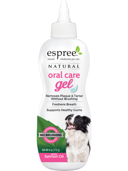 Espree Oral Care Gel Salmon Oil