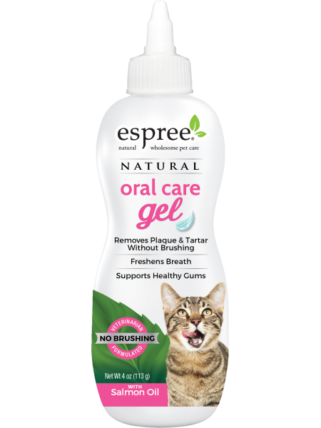 Espree Oral Care Gel Salmon Oil for Cats