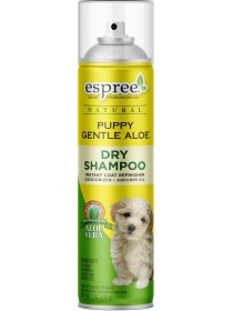 Espree Puppy Gentle Aloe Dry Shampoo