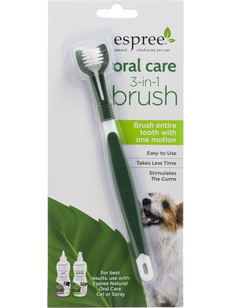 Espree Oral Care 3 in 1 Brush