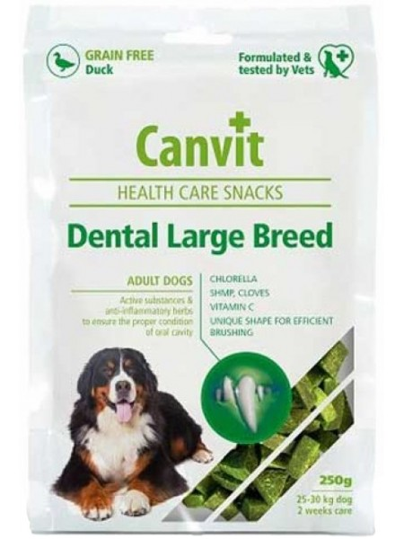 Canvit Dental Large Breed 230 гр