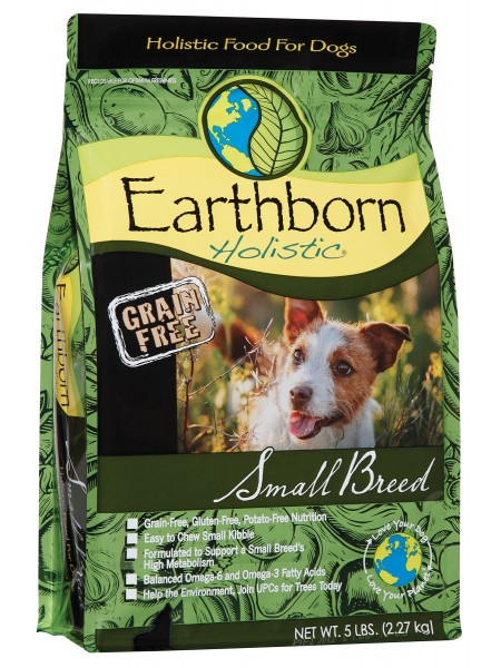 Earthborn Holistic Small Breed
