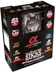 Alpha Spirit Sticks All 6 Tastes in One