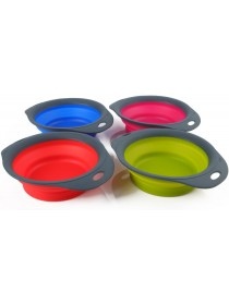 Dexas Everyday Collapsible Pet Bowl-Large