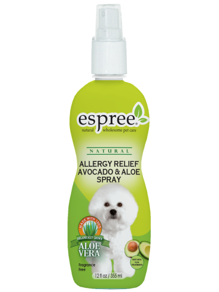 Espree Allergy Relief Avocado & Aloe Spray