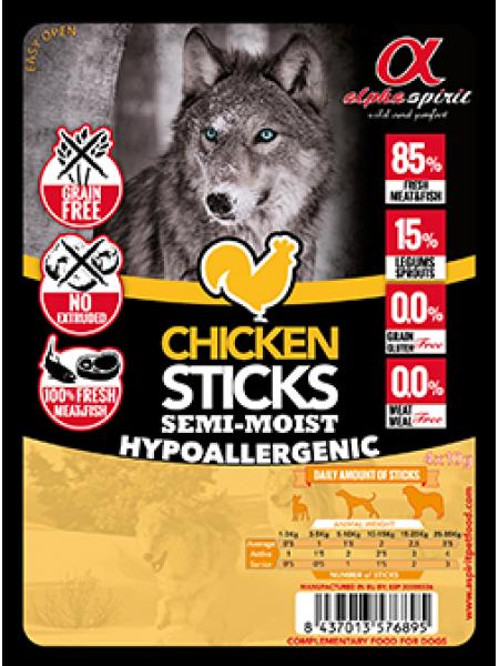 Alpha Spirit Chicken Sticks