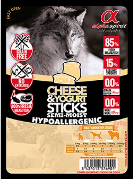 Alpha Spirit Cheese & Yogurt Sticks