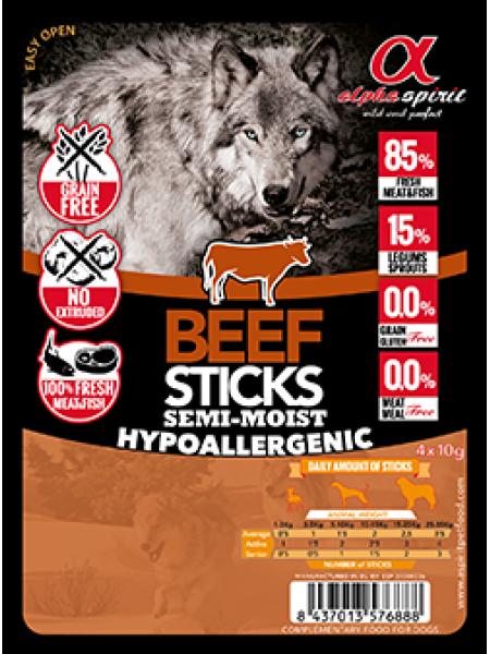 Alpha Spirit Beef Sticks