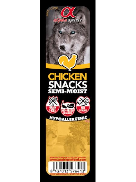 Alpha Spirit Chicken Snacks