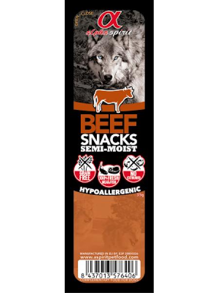Alpha Spirit Beef Snacks