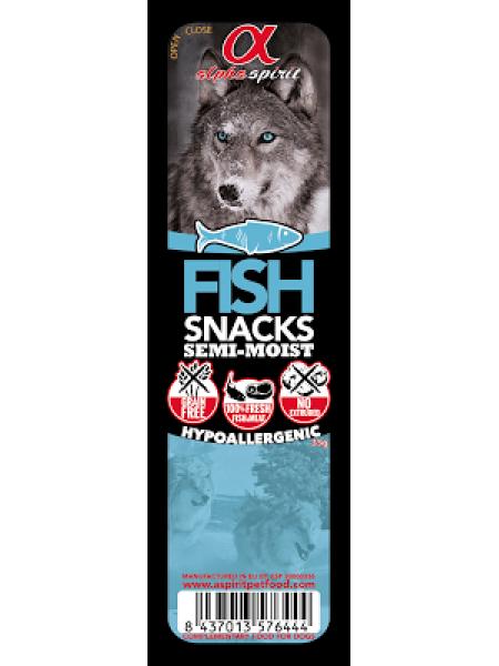 Alpha Spirit Fish Snacks