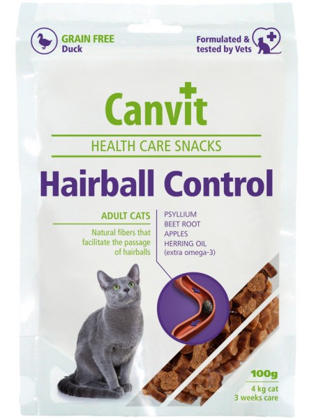Canvit Hairball Controll