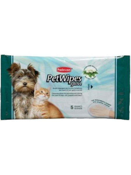 Padovan Pet Wipes Glove