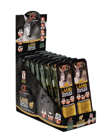 Alpha Spirit Lamb Snacks