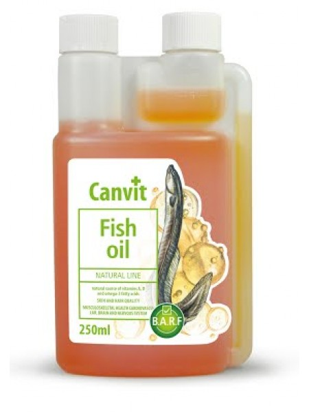 Canvit Fish Oil 250 мл