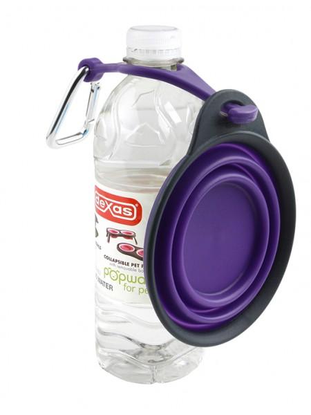 Dexas Travel Cup w/Bottle Holder & Carabiner