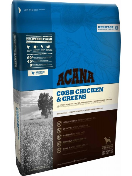 Acana Cobb Chiken and Greens