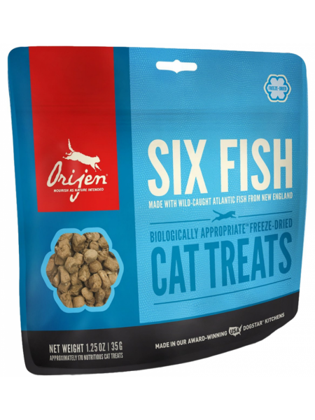 Orijen Six Fish Treats