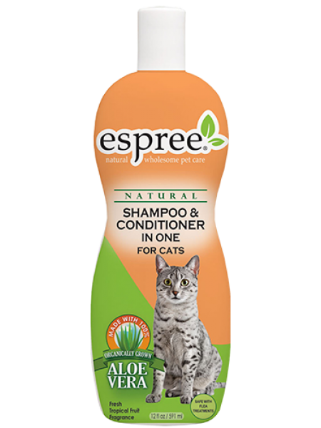 Espree Shampoo and Conditioner in One for Cats