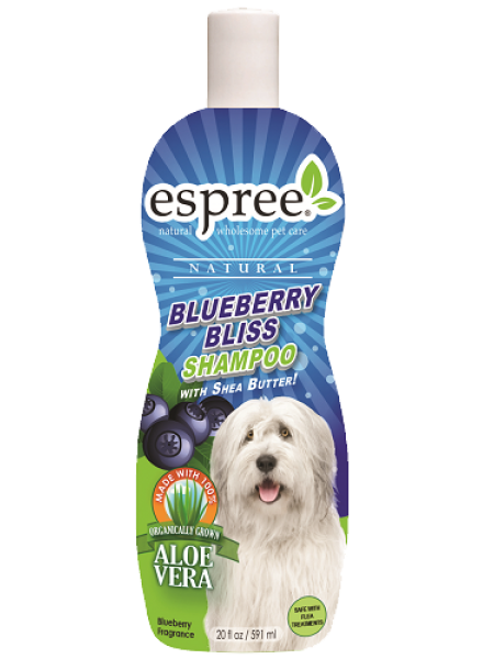 Espree Blueberry Bliss Shampoo with Shea Butter