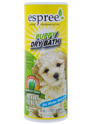 Espree Puppy Dry Bath