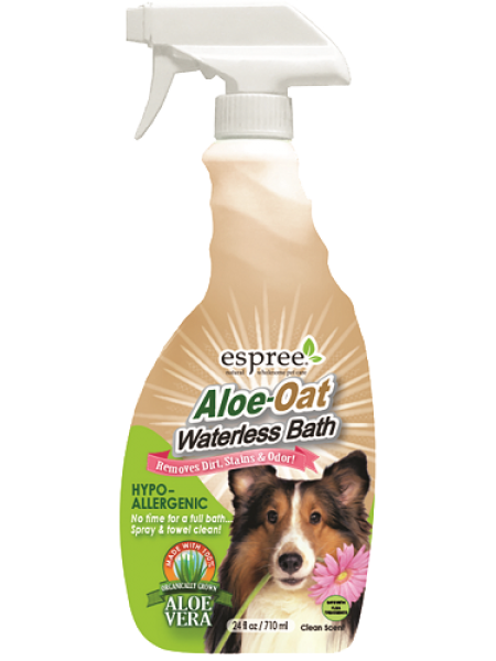 Espree Aloe-Oat Waterless Bath
