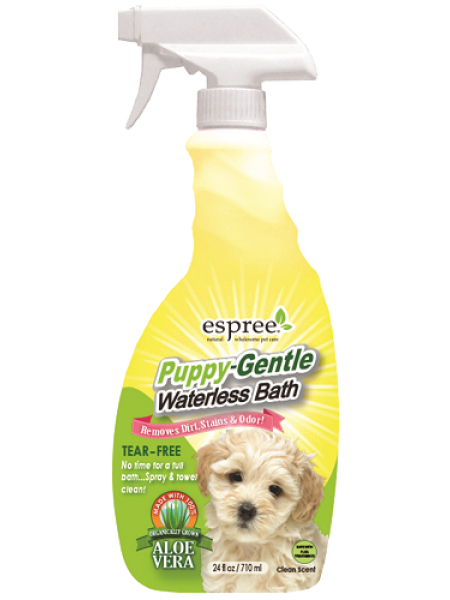 Espree Puppy-Gentle Waterless Bath