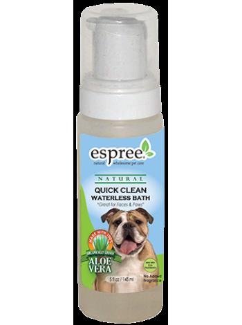 Espree Quick Clean Waterless Bath