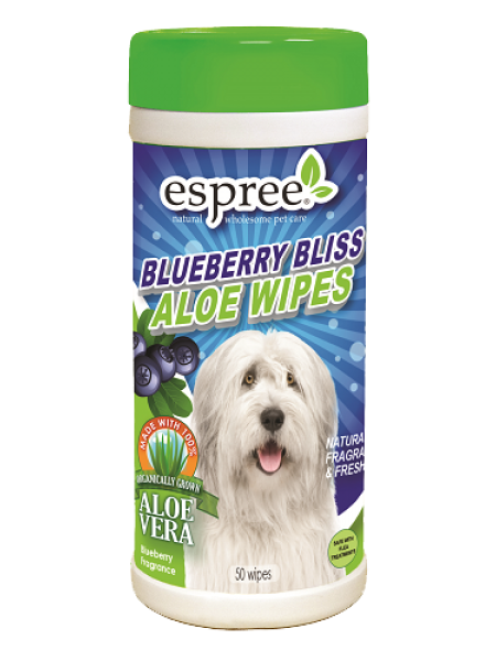 Espree Blueberry Bliss Wipes