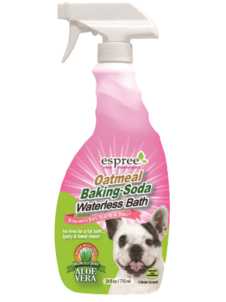 Espree Oatmeal Baking-Soda Waterless Bath