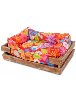 Деревянный лежак Takeshi Nature Wood Limited