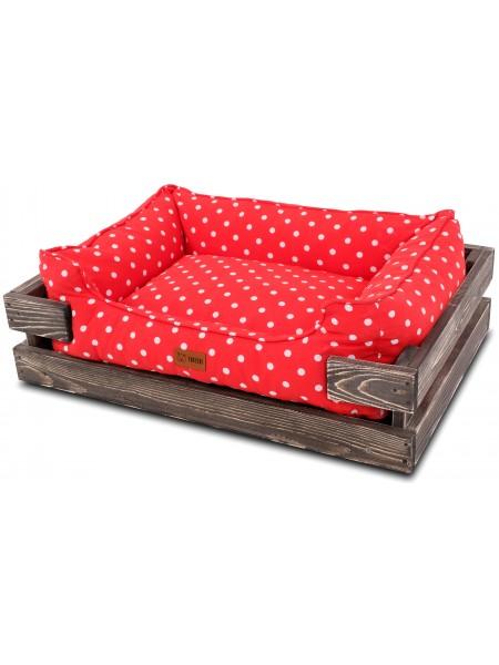 Деревянный лежак Takeshi Ladybug Wood Limited