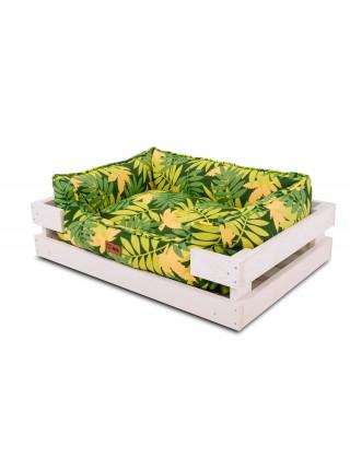 Деревянный лежак Takeshi Jamaica Wood Limited