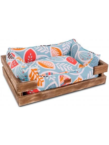 Деревянный лежак Takeshi Blue World Wood Limited