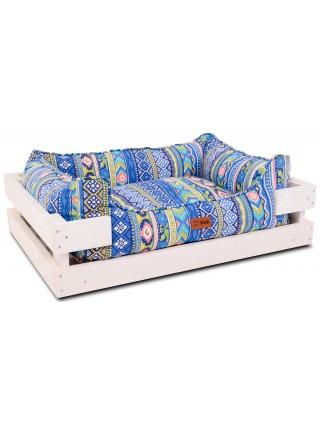 Деревянный лежак Takeshi Etnic Wood Limited