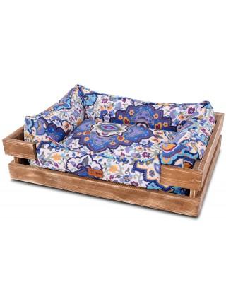Деревянный лежак Takeshi Greek Wood Limited