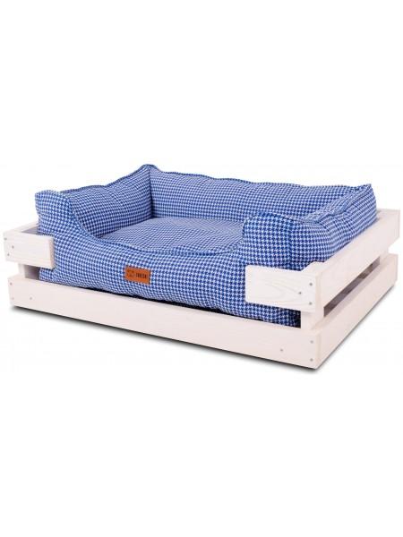 Деревянный лежак Takeshi Blue Marine Wood Limited