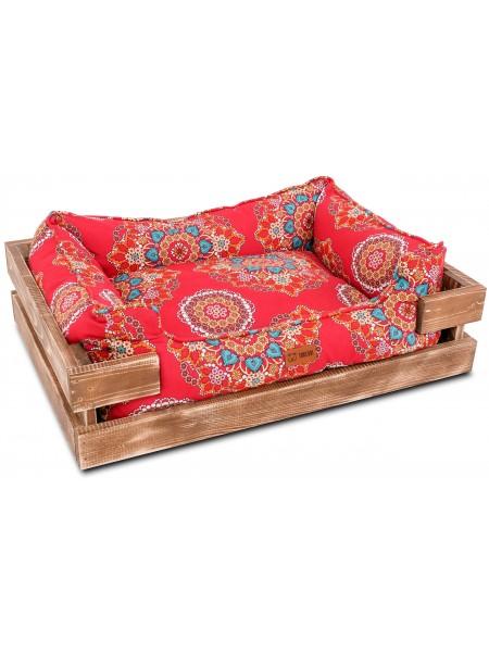Деревянный лежак Takeshi Matryoshka Wood Limited